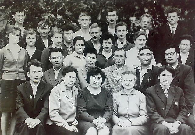 Сулукольская школа