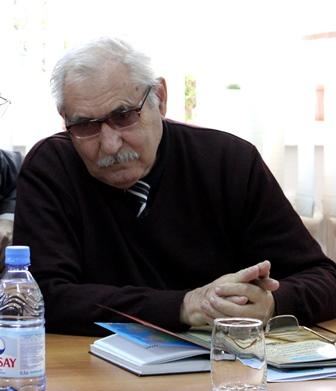 Духин Яков Кузьмич. Декабрь 2013 года
