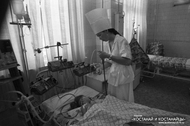 В областной детской больнице