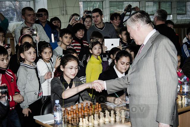 Сеас с А. Карповым