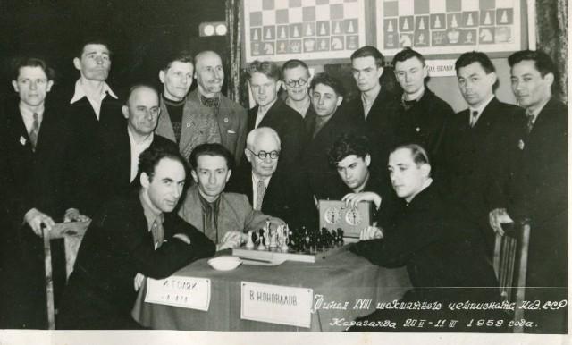 Караганда. 1958 год