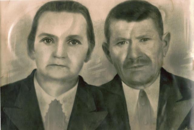 Johann Scherer und Ida Hartmann