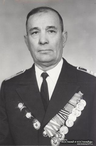 Бондаренко Яков Васильевич
