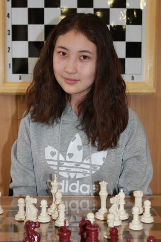 Алиса Козыбаева