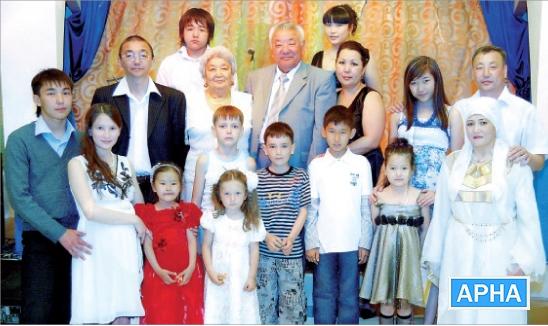 Жургумбаевы