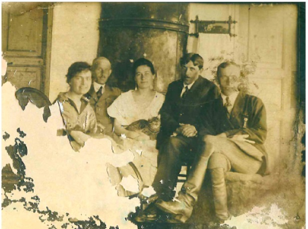 Семья Чербаевых