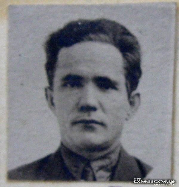 Тихонов Илья Степанович