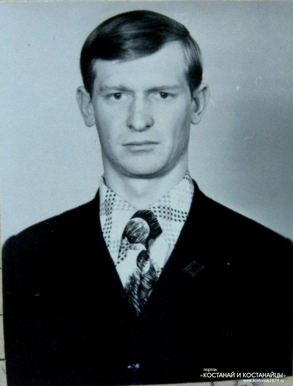 Кельберт Пауль Сафронович