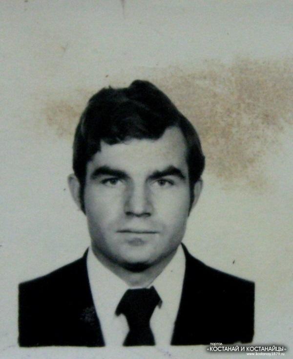 Кнорр Владимир Егорович