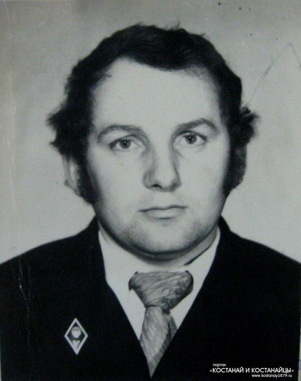 Роо Федор Яковлевич