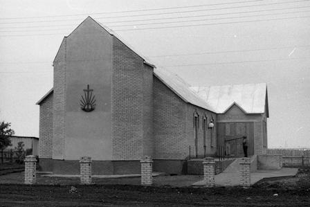 Церковь в Озерном