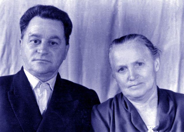 Иван Яковлевич и Паулина Андреевна Роо