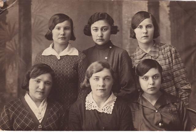 Черняева (Сухова) Мария Васильевна