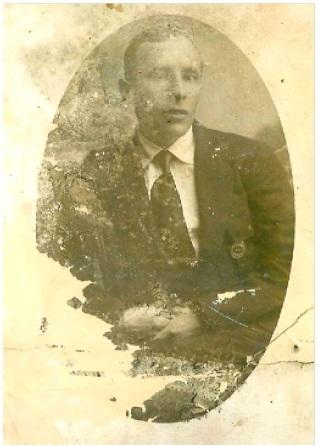 Чербаев Григорий Денисович. 1922 год Кустанай