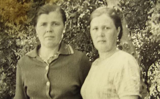 Мох Ольга и Терезия