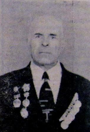 Мефодий Савельевич Журба