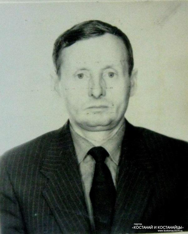 Пфейфер Александр Алексеевич