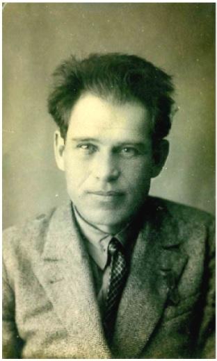 Дмитрий Михайлович Логановский. Кустанай. 1931 год