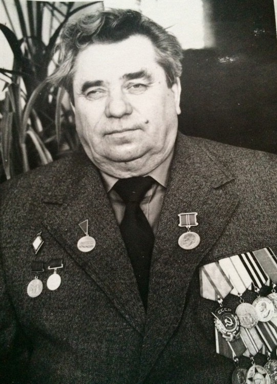 Рузанов Петр Николаевич