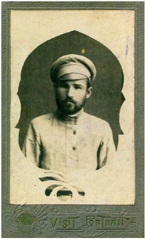 Константин Михайлович Логановский