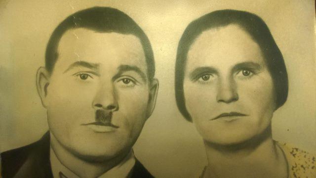 Кисурин Никифор Петрович и Анна Филипповна