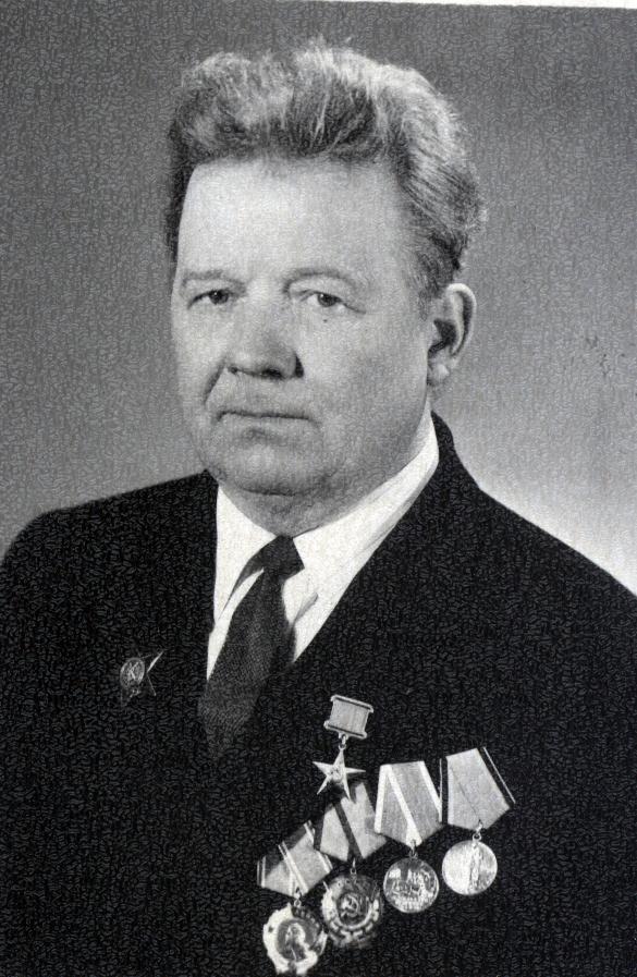 Стрижаченко Иван Аврамович