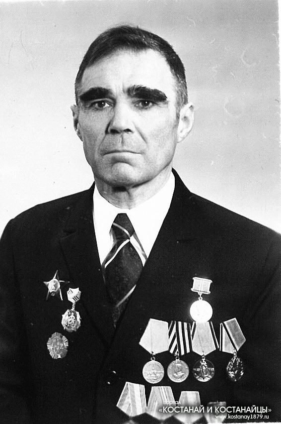 Попов Валентин Афанасьевич