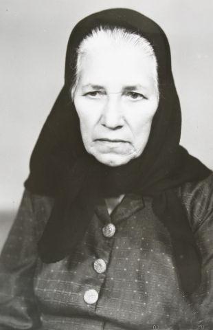 Гаан Доротея  Андреевна 1904 -урождённая Кратц - 1981 май 26