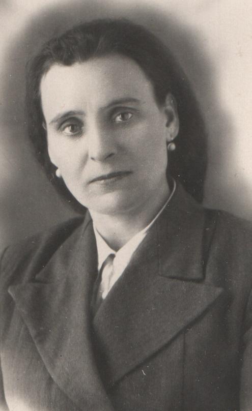 Стукалова Мария Тихоновна