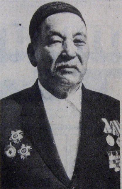 Альжан Дюсекеевич Дюсекеев