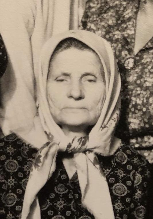 Феодосия Платоновна Прилипко