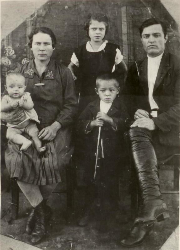 Семья Брегеда