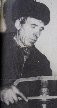 Роберт Иоганнович Курц