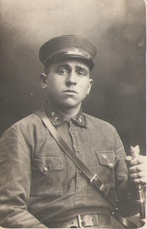 Ковалев Егор Васильевич. Погиб в годы Великой Отечественной войны