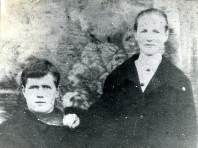 Усачев Павел Иванович и Евдокия Николаевна