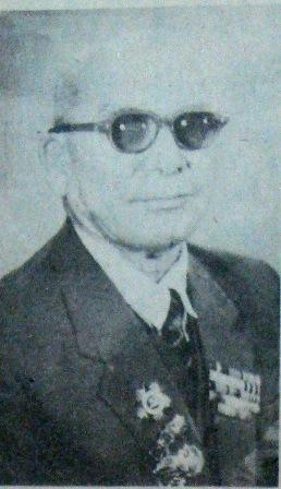 Есенгаза Бикмурзин