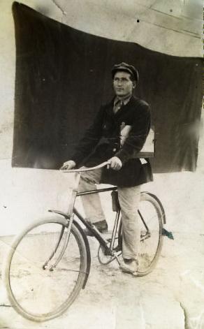 Хильченко Егор. Фото из альбома Людмилы Бычковой(Попко)