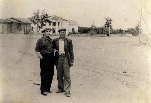 Галик Павел Лукич и Дубравка Василий Михайлович