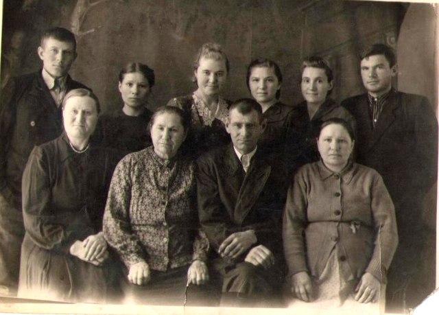 Марениновы