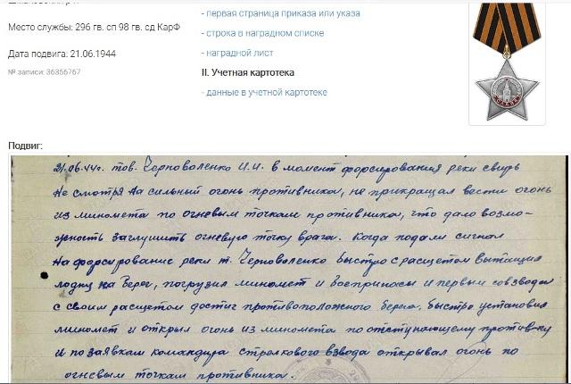 Черноволенко Илья Иванович