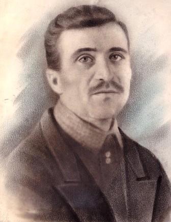 Кравцов Михаил - отец Григория