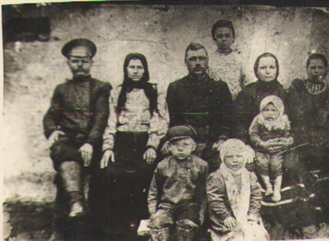 Александровы из Федоровки