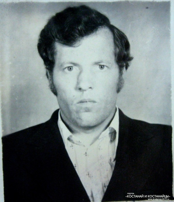Август Григорий Григорьевич