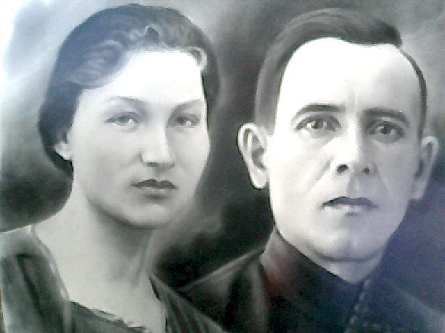 Родионовы Константин и Вера