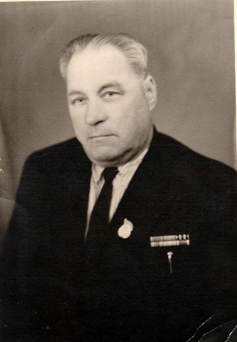 Морозов Петр Андреевич