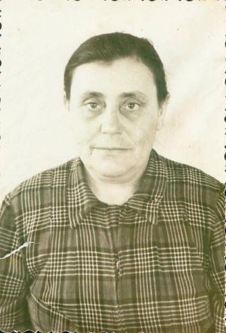 Цейгер (Шафнер) Розина Андреевна