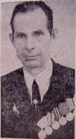 Сергей Митрофанович Сыченко