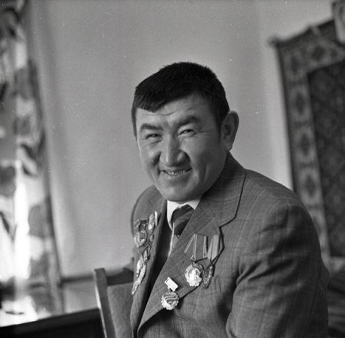 Батыркаир Каскабасов