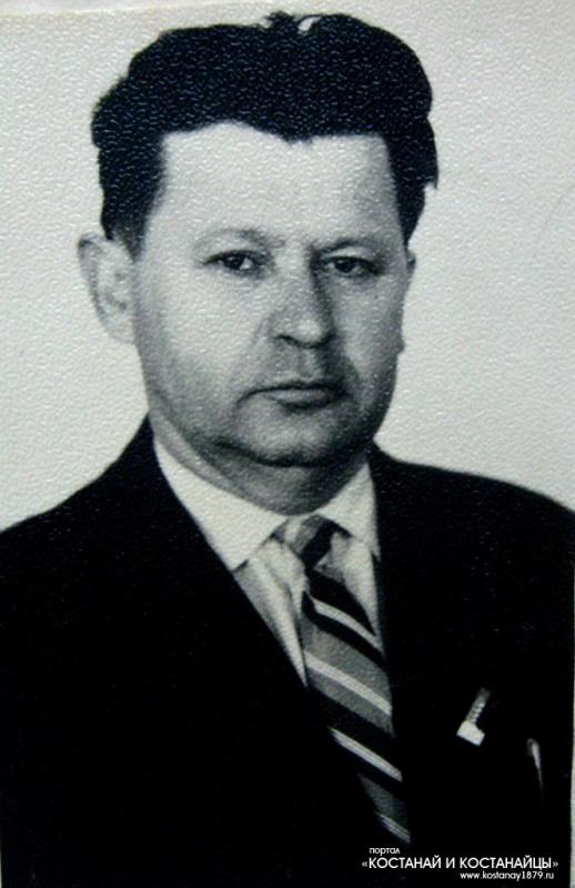 Урлахер Георгий Мартынович