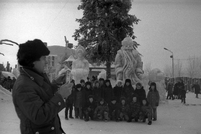 Кустанай. Фото В.А. Середенко